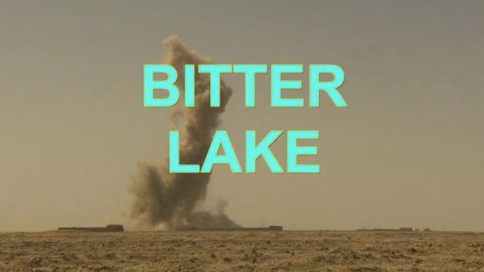 Bitter Lake Cover